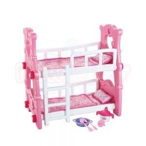 Легло за кукла на две нива NTOYS Baby Bed