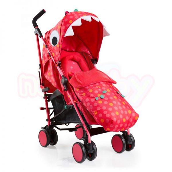 Лятна бебешка количка Cosatto SUPA Miss Dinomite