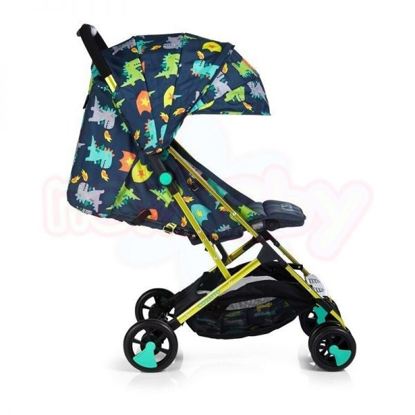 Лятна бебешка количка Cosatto WOOSH Dragon Kingdom