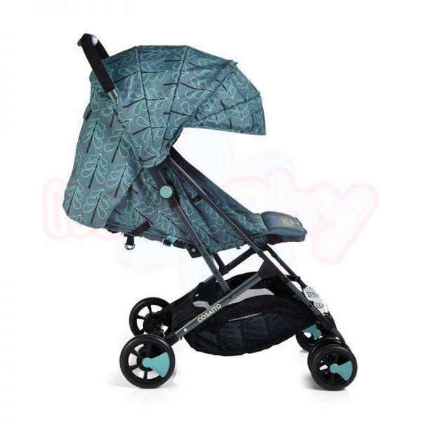 Лятна бебешка количка Cosatto WOOSH Fjord