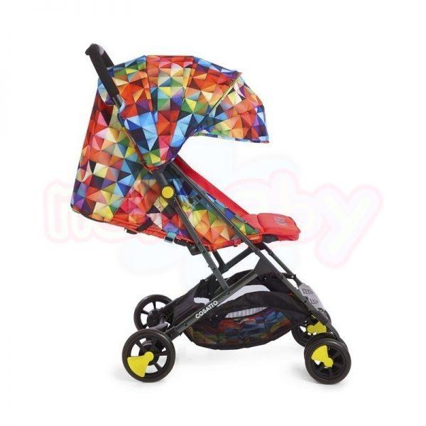 Лятна бебешка количка Cosatto WOOSH Spectroluxe