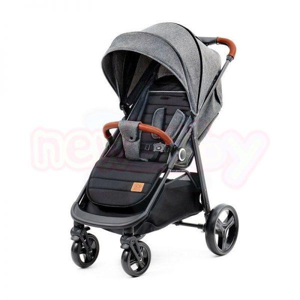 Лятна бебешка количка KinderKraft Grande