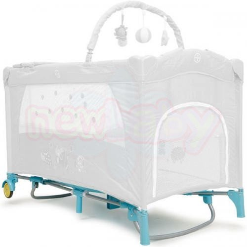 Люлеещ механизъм за бебешка кошара Moni