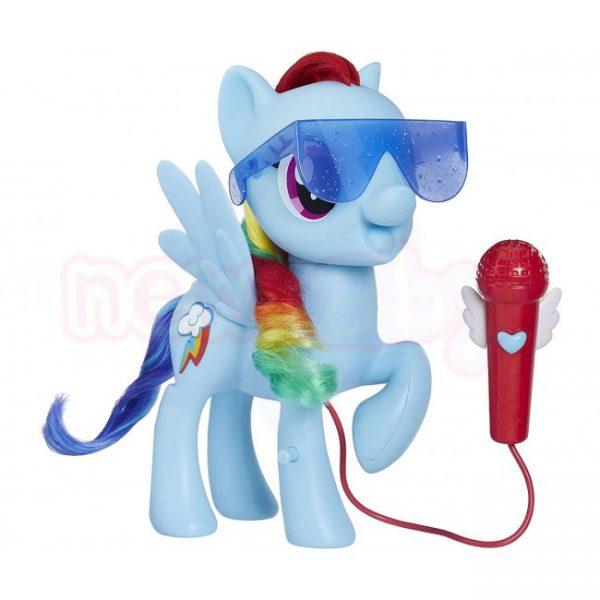 Малкото пони Hasbro Пеещо пони