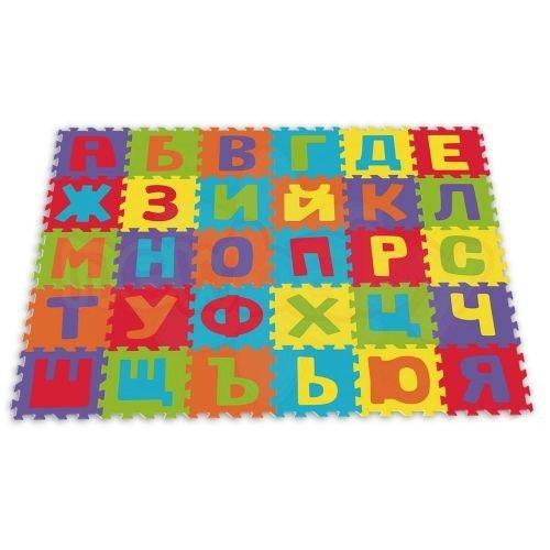 Мек пъзел Български букви 30 части TATAMIZ TTMZ001 x4