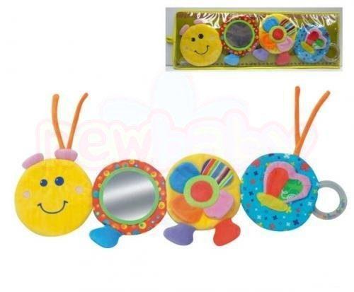 Мека играчка за кошара Moni Веселушко