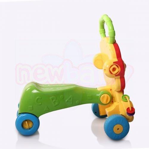 Музикална играчка за прохождане Mr. Clown