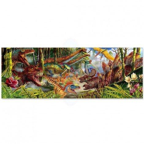 Пъзел Светът на динозаврите Melissa and Doug