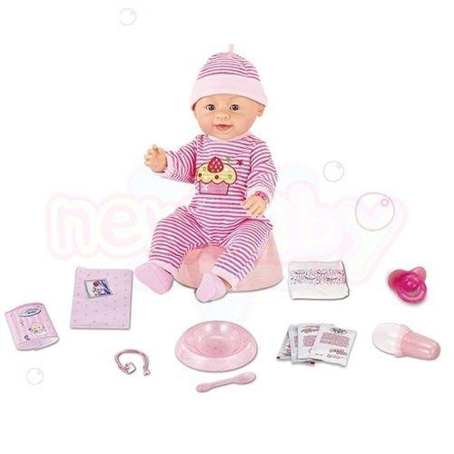Пишкаща Кукла с Гащеризон WARM BABY