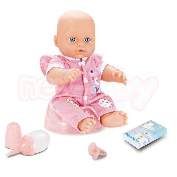 Пишкащо Бебе с памперс Warm Baby WZJ008A