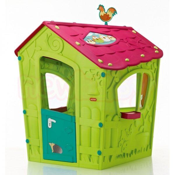 Пластмасова къща за игра Keter Magic Playhouse