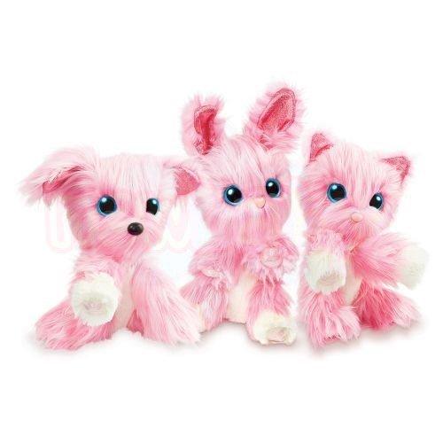 Плюшено животинче Fur Balls Розово