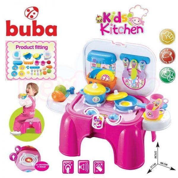 Преносима детска кухня Buba Kids Kitchen
