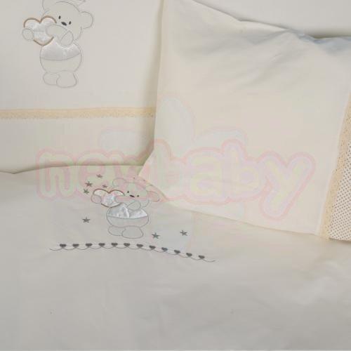 Спален комплект 8 части Cangaroo Heart