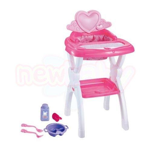 Стол за Хранене на Кукла NTOYS Baby Seat