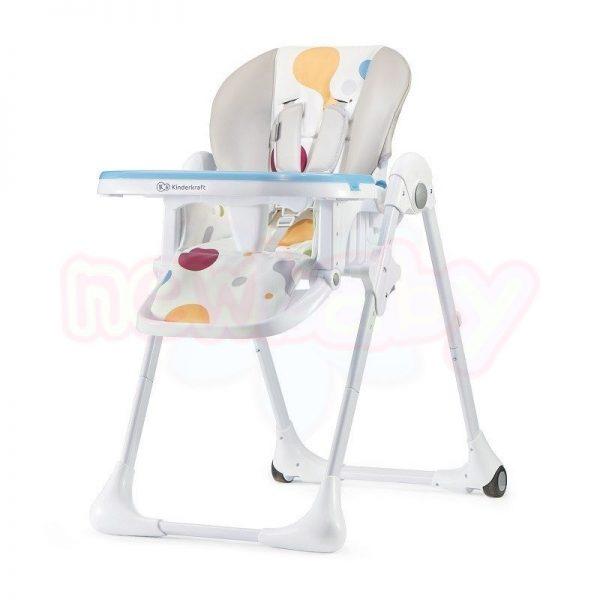 Столче за хранене KinderKraft Yummy