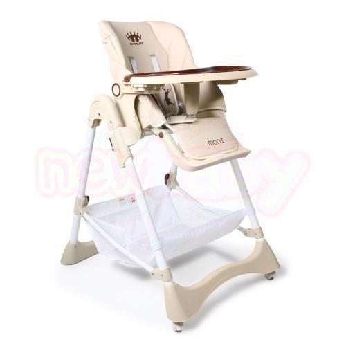 Столче за хранене Moni Chocolate