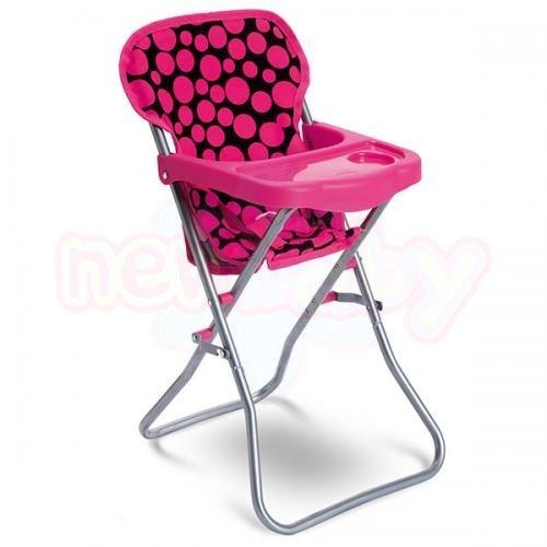 Столче за хранене за кукли Nano Yummy