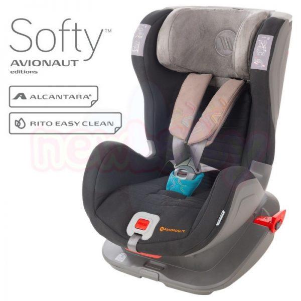Столче за кола Avionaut Glider Softy