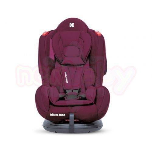 Столче за кола Kikka Boo Hood Raspberry