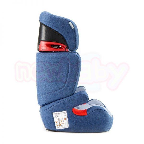 Столче за кола KinderKraft Junior IsoFix