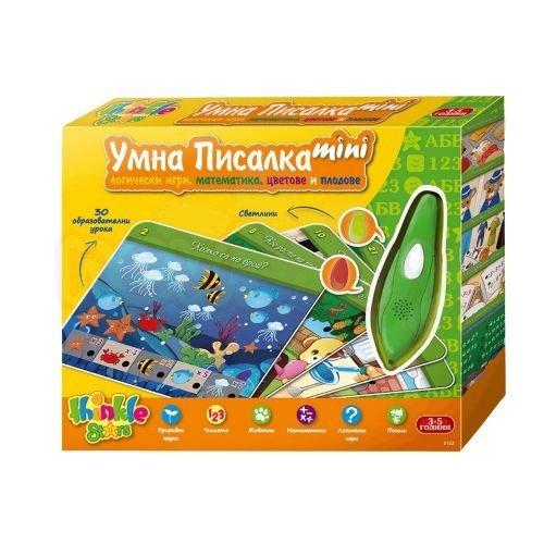 Умна писалка Mini Thinkle Stars Логически игри, Математика, Цветове и плодове