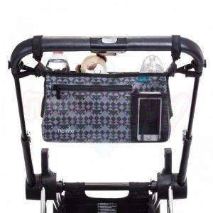 Универсална чанта за бебешка количка Nuvita