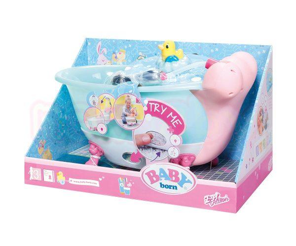 Забавления в банята Baby Born Вана