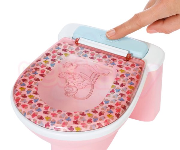 Забавна тоалетна Baby Born