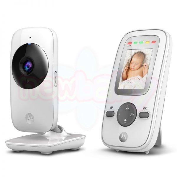 Бебефон с камера Motorola MBP481