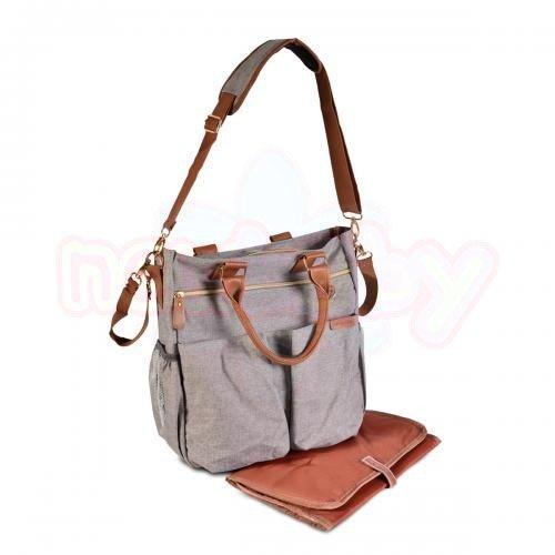 Чанта за бебешки аксесоари Cangaroo Bella