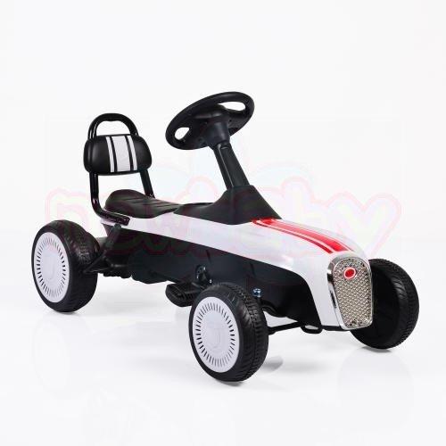 Детски картинг с педали Byox Retro