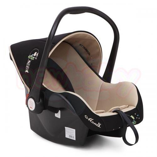 Детско столче за кола Moni Babytravel