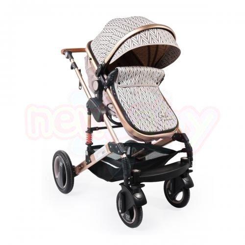 Комбинирана бебешка количка Moni Gala Premium