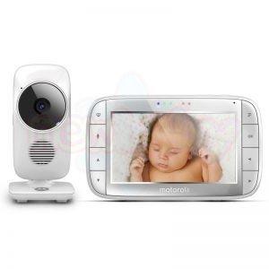 Видео бебефон Motorola MBP48