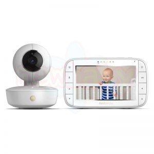 Видео бебефон Motorola MBP55