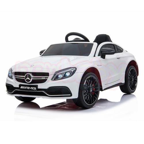 Акумулаторна кола Mercedes C63s QY1588