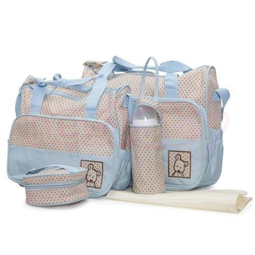 Бебешка чанта за аксесоари Moni Stella -1
