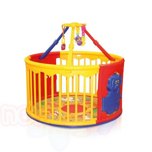 Бебешка кошара за игра Lorelli PLAY CENTER
