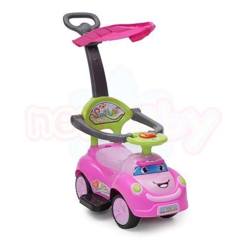 Детска кола за бутане Moni Smile