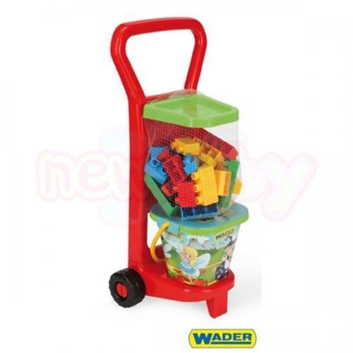 Детска количка с конструктор Wader