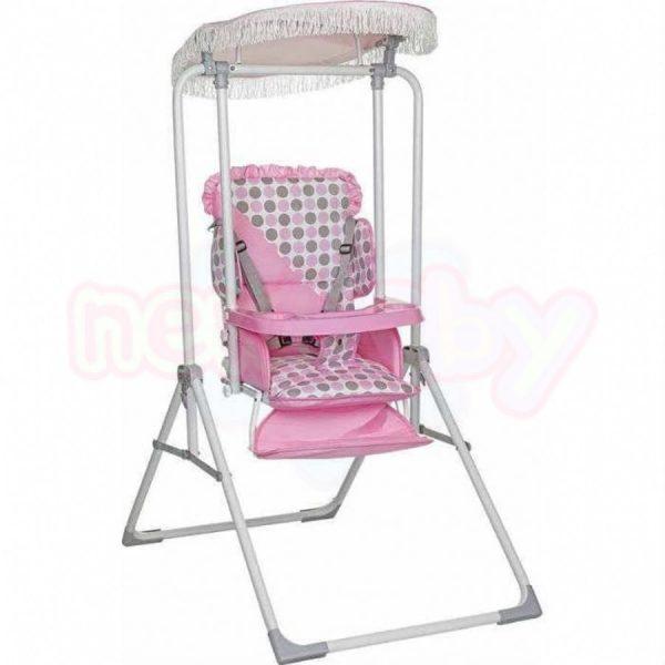 Детска люлка-столче със сенник 803