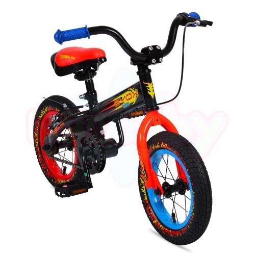 Детски балансиращ велосипед 2в1 Byox On Fire