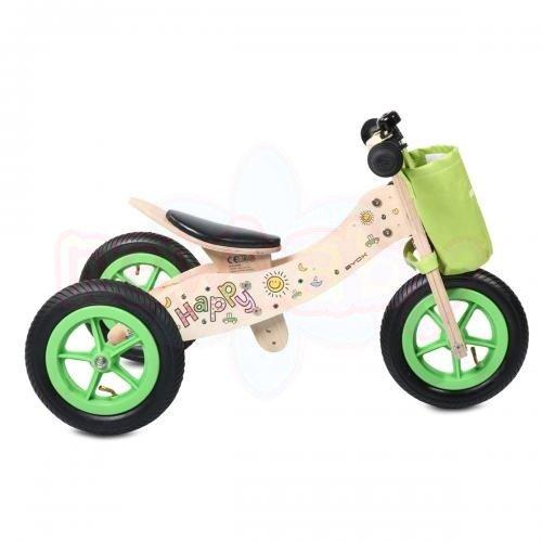 Детски балансиращ велосипед Byox Be Happy-1