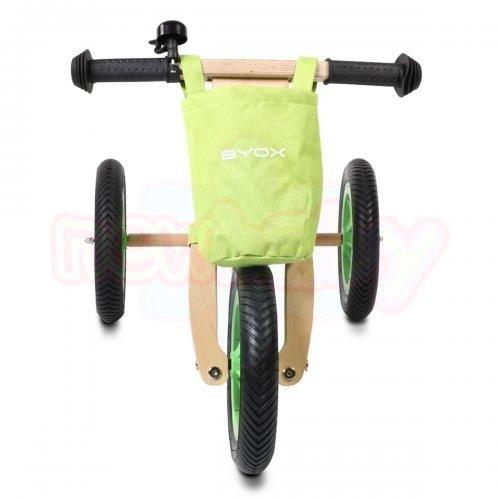 Детски балансиращ велосипед Byox Be Happy-2