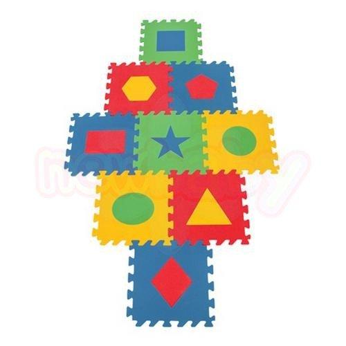 Детски килим мек пъзел фигури Pilsan
