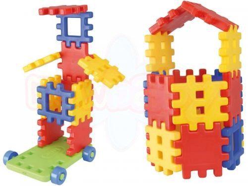 Детски конструктор 13 части Pilsan