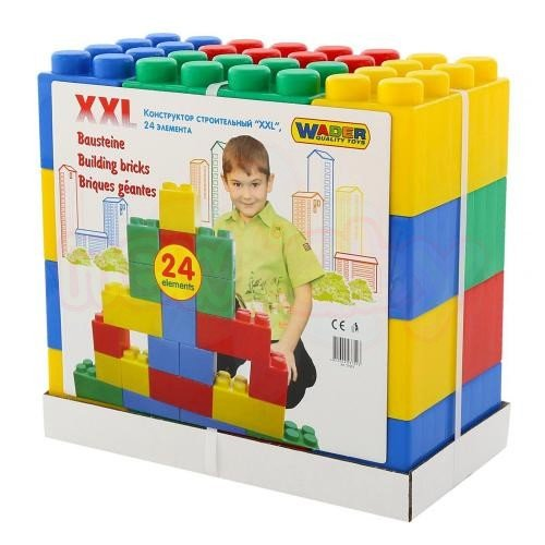 Детски конструктор Bricks Polesie Toys
