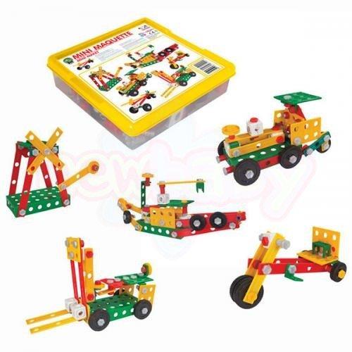 Детски конструктор мини макет Pilsan