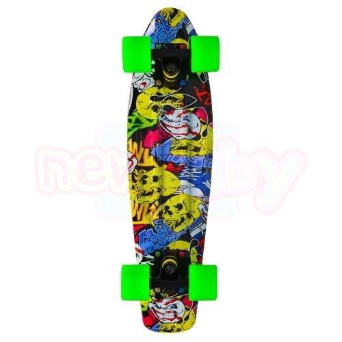 Детски скейтборд Byox Graffiti 22